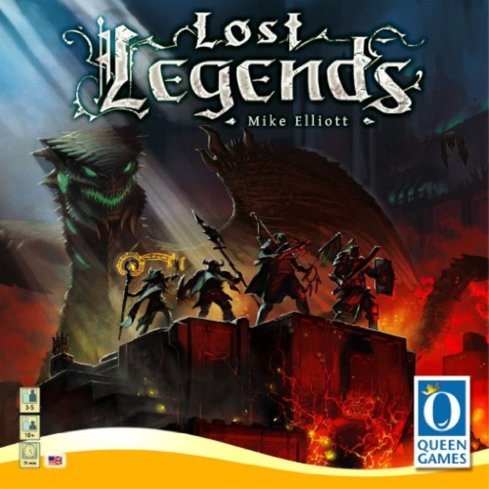 Asmodee Lost Legends