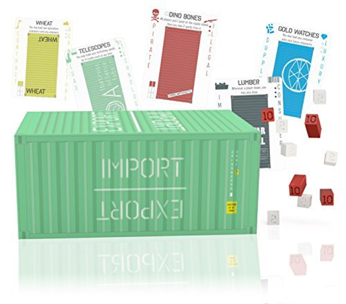 Import / Export Card Game