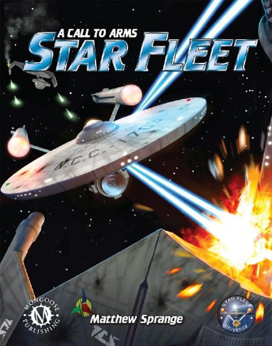 A Call to Arms: Star Fleet Main Rulebook
