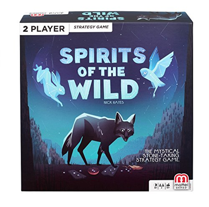 Games Spirits of The Wild Card Game