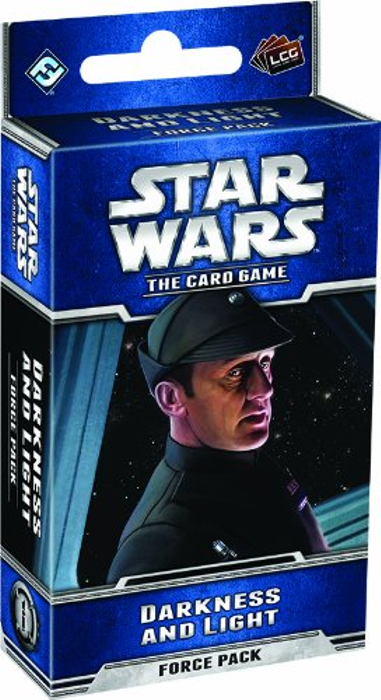 Star Wars: The Card Game - Darkness and Light Force Pack