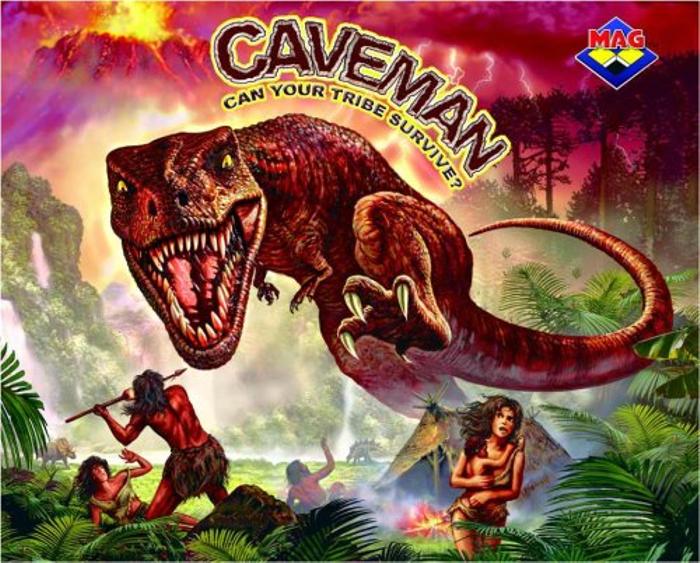 JKLM Games - Caveman