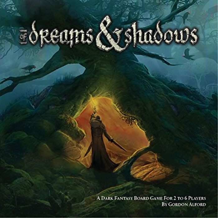 GreenBrier Games Of Dreams & Shadows Board Game