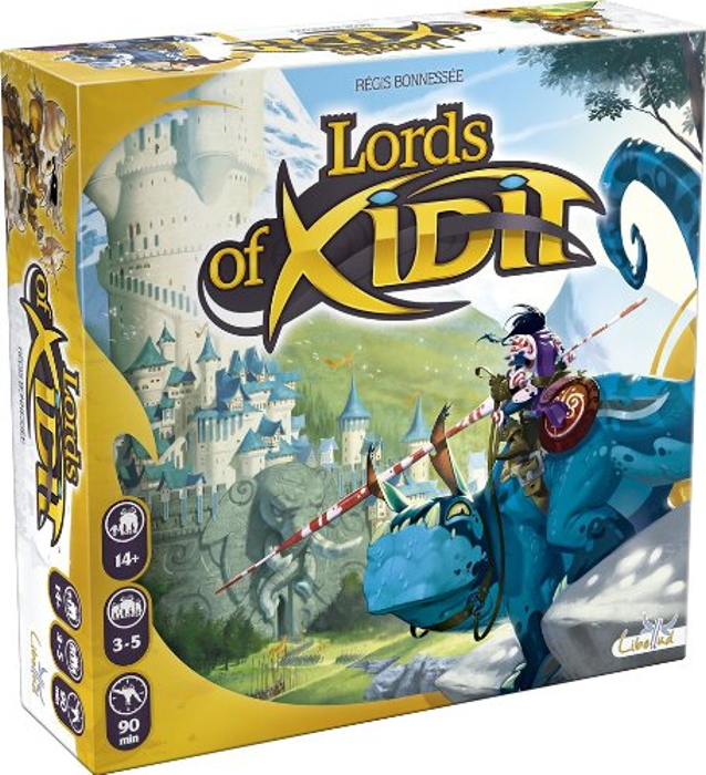 Asmodee Lords of Xidit