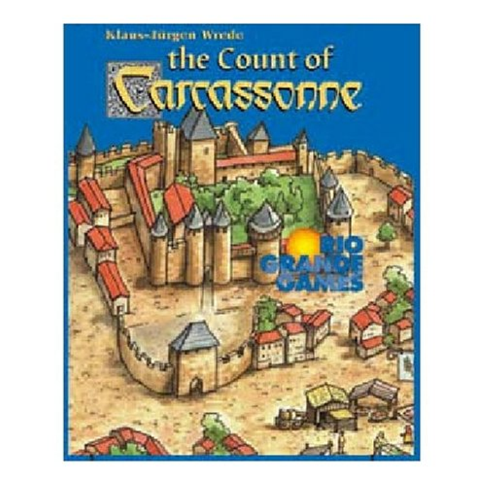 Carcassonne the Count