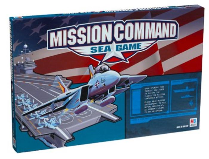 Mission Command: Sea Game