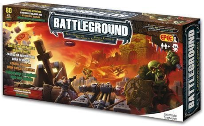 Battleground Game - War Chest
