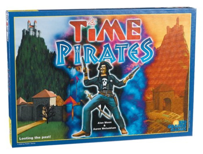 Games Time Pirates