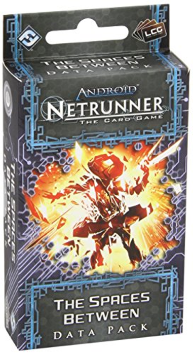 Android: Netrunner The Card Game - The Spaces Between Data Pack