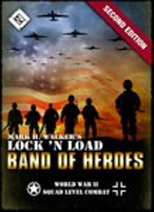 Lock 'N Load: Band of Heroes Game