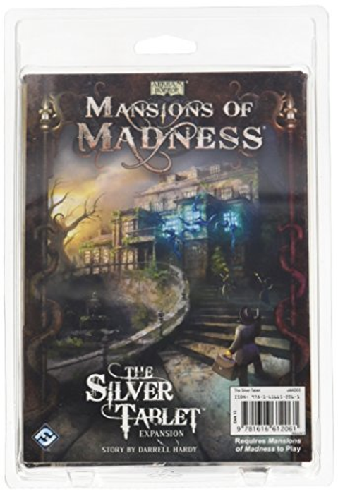 Mansions of Madness: The Silver Tablet Expansion