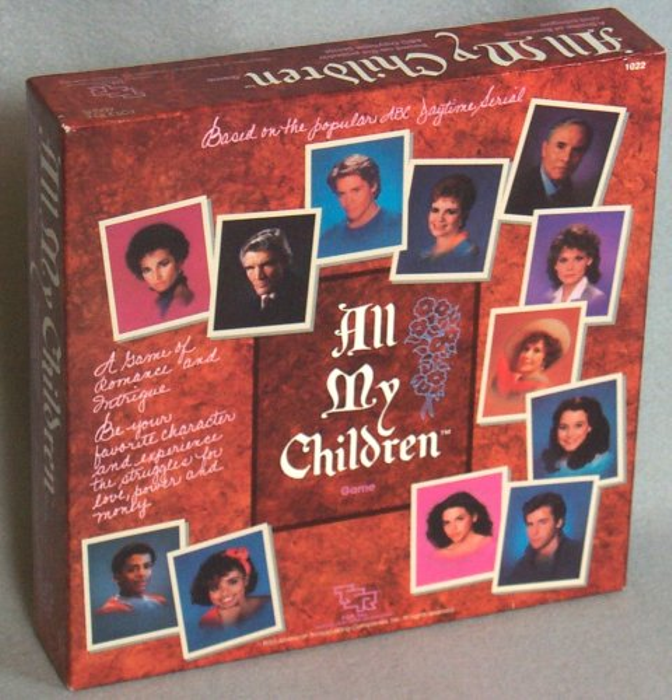 All My Children: Based on the Popular ABC Daytime Serial [BOX SET]