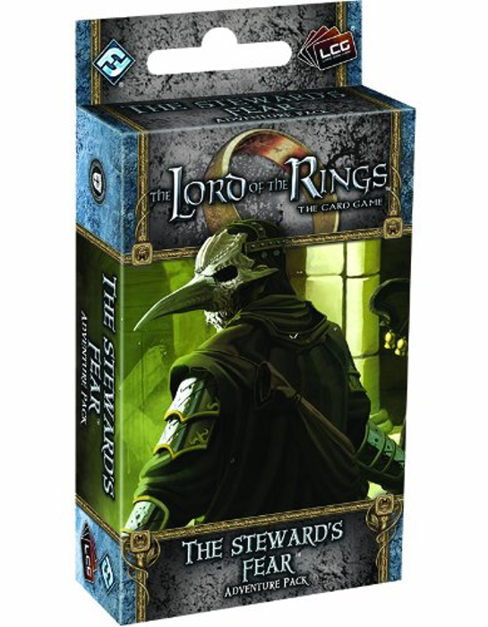The Lord of the Rings: The Card Game - The Steward's Fear Adventure Pack