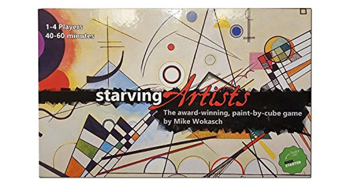 Starving Artists Game by