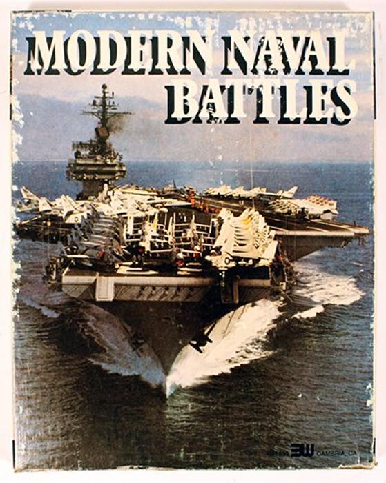 Modern Naval Battles