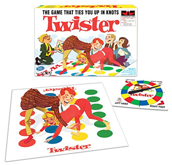 Games Classic Twister