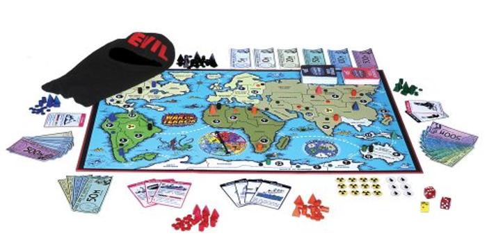 War On Terror Board Game