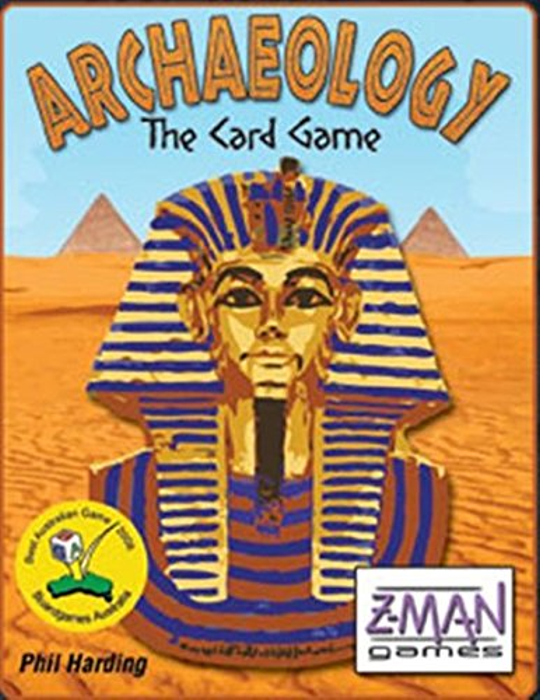 Archaeology The Card Game