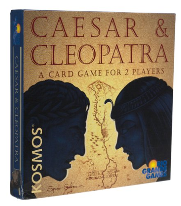 Caesar & Cleopatra Board Game