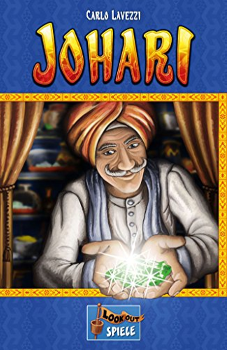 Johari Board Game