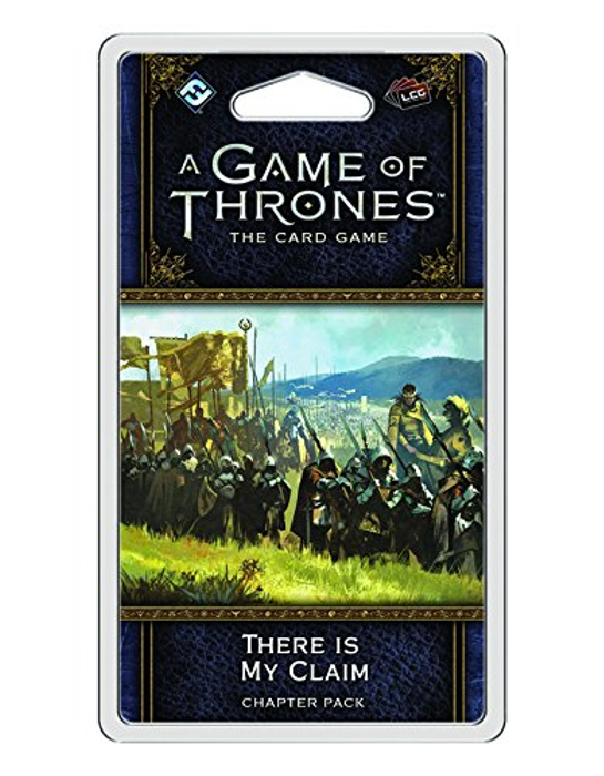 A Game of Thrones: The Card Game 2nd Edition - There is my Claim Chapter Pack