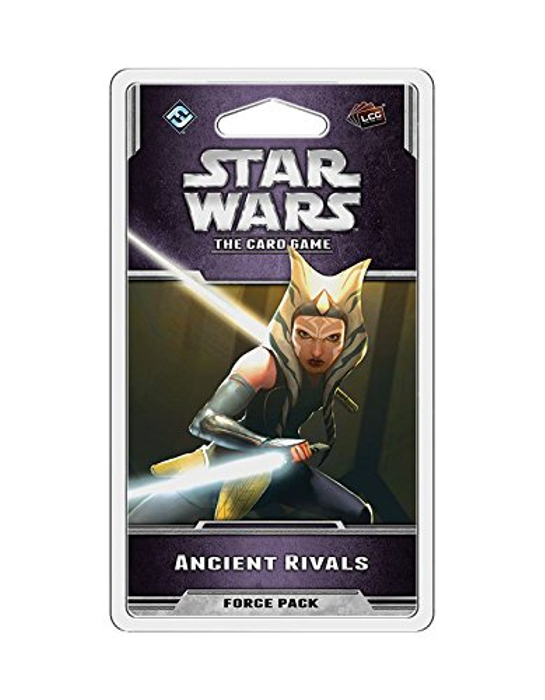 Star Wars: The Card Game - Ancient Rivals Game Force Pack