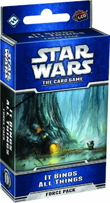 Star Wars: The Card Game - It Binds All Things Force Pack