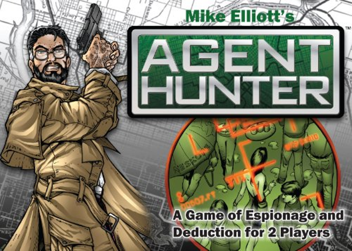 Agent Hunter Game