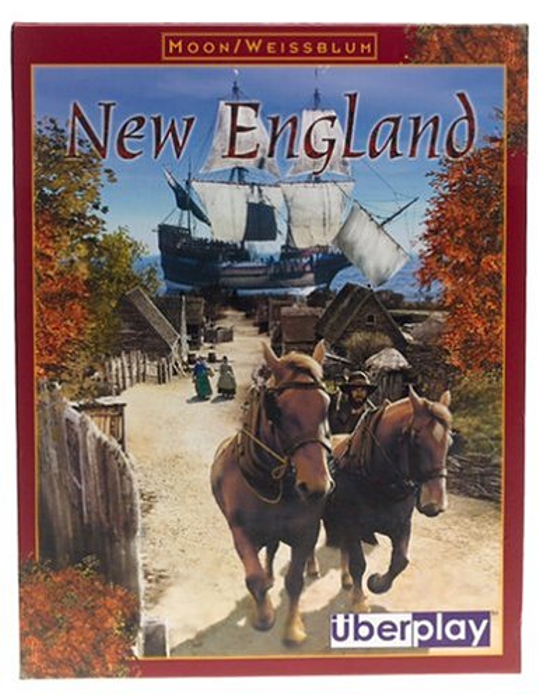 New England Game Board Game