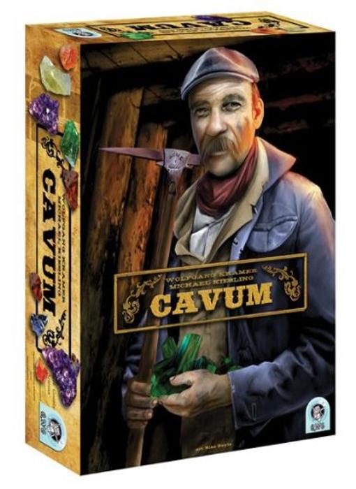 QWG Games - Cavum