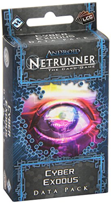 Android: Netrunner The Card Game - Cyber Exodus Data Pack