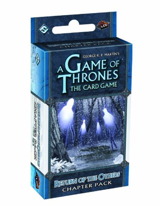 A Game of Thrones: The Card Game - Return of the Others Chapter Pack