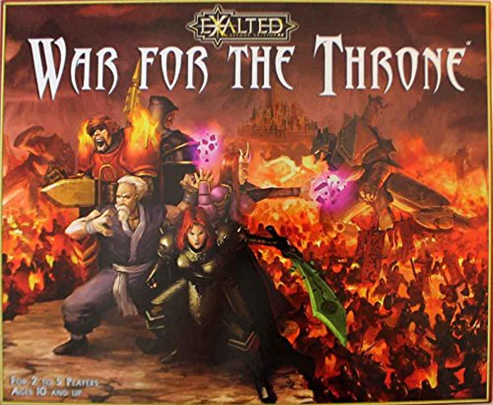 Exalted War for the Throne
