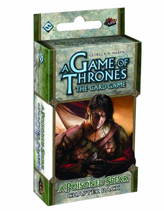 A Game of Thrones: The Card Game - A Poisoned Spear Chapter Pack