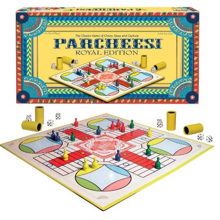 Games Parcheesi Royal Edition