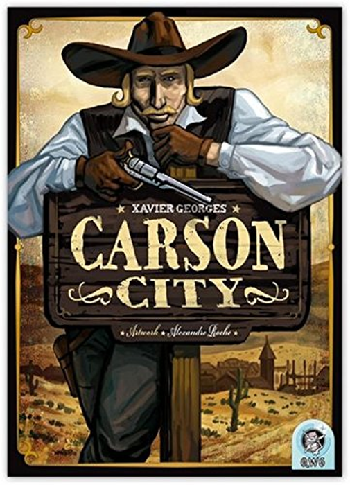 Carson City: A New Beginning