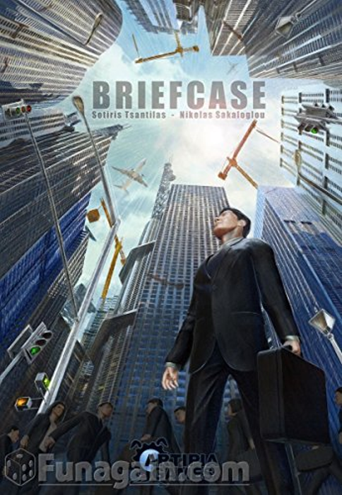 Artipiagames Briefcase Board Game