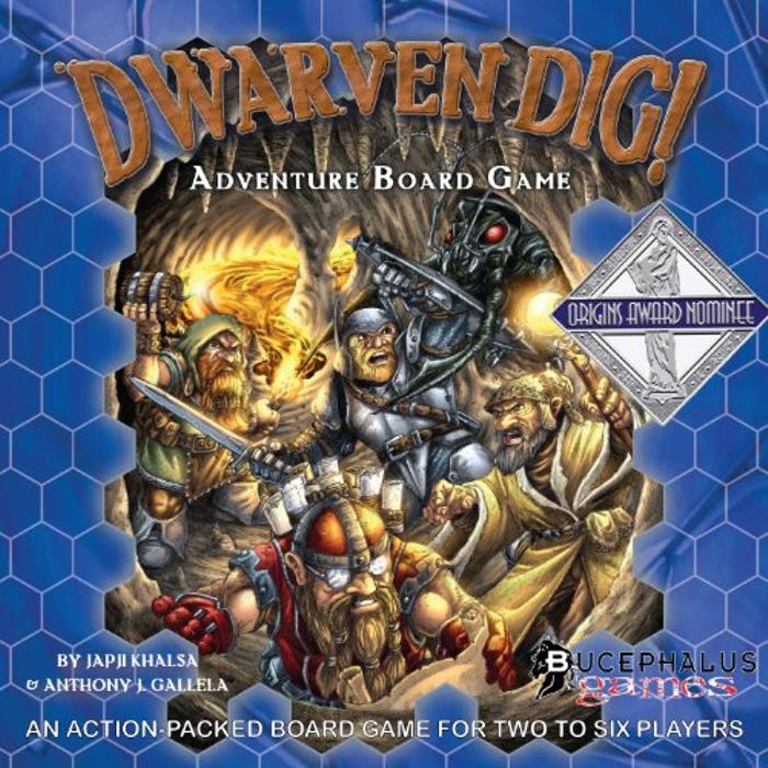 Dwarven Dig! Game