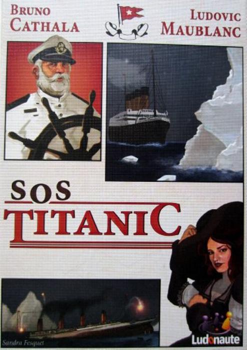 SOS Titanic Board Game