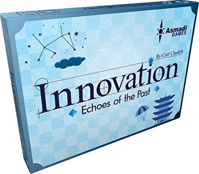 Innovation: Echoes of the Past Third Edition