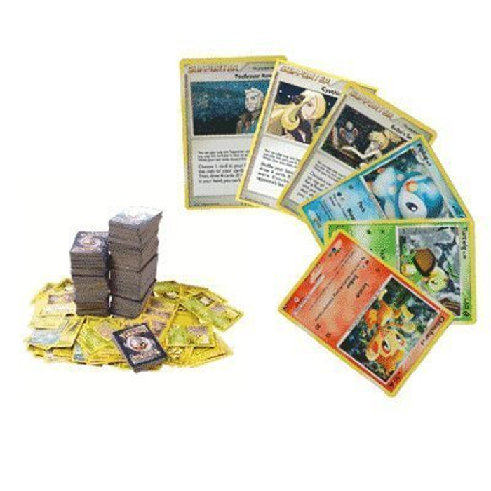 TCG: Random Cards From Every Series, 100 Cards In Each Lot
