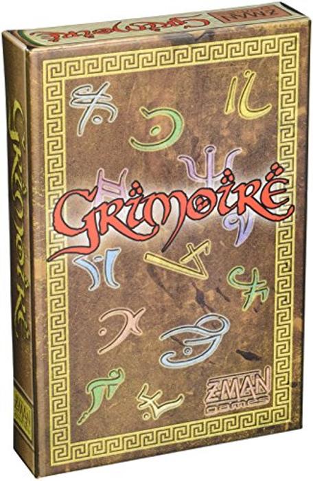 Z-Man Games Grimoire