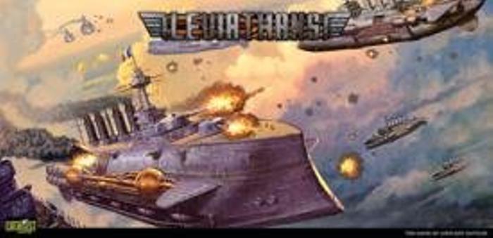 Leviathans Core Box Set