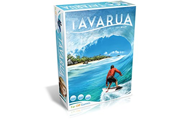 Tavarua - The Surfing Board Game