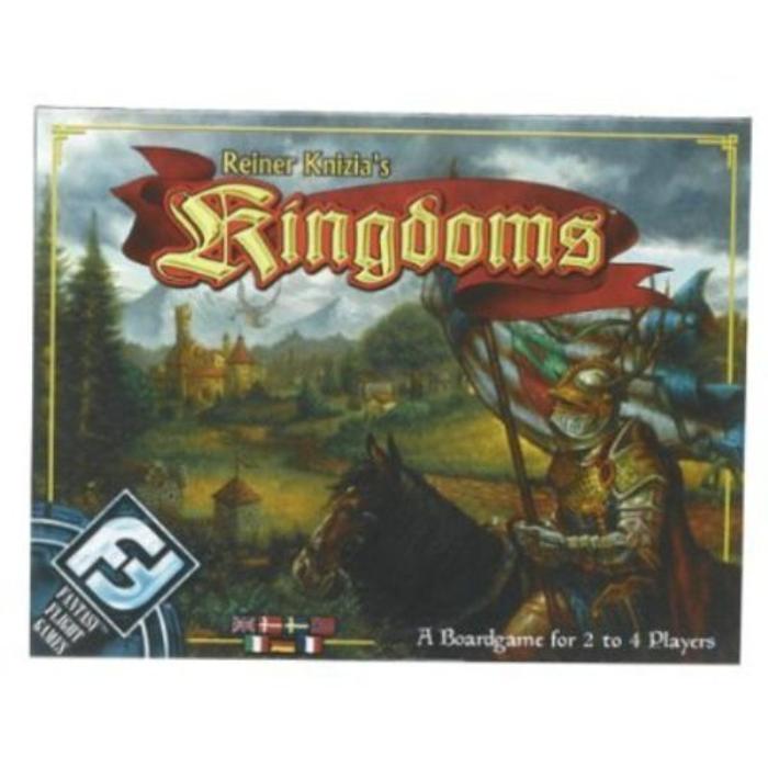 Reiner Knizia's Kingdoms