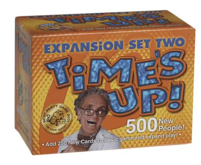 Times Up Expansion Set 2