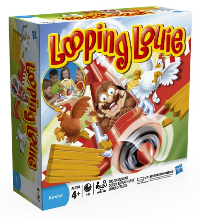 Hasbro MB Looping Louie