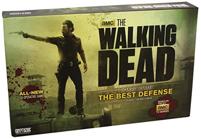 The Walking Dead: The Best Defense