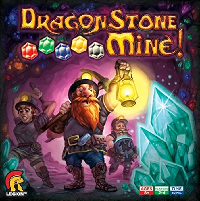 DragonStone Mine!
