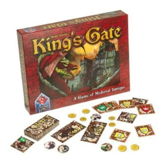 Reiner Knizia's King's Gate